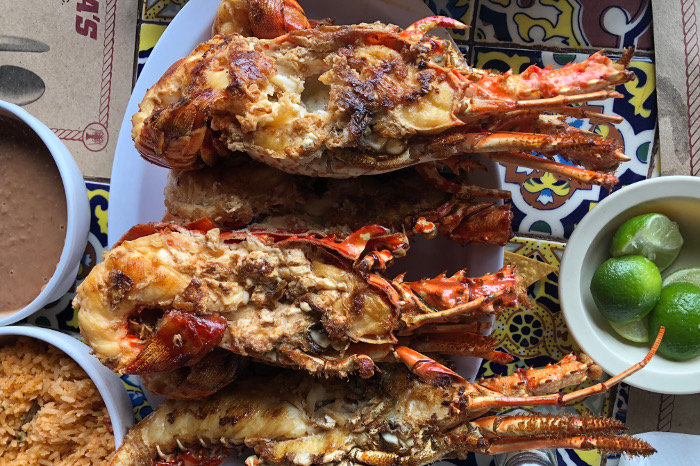 Best seafood dishes around the world - Lobster, Puerto Nuevo