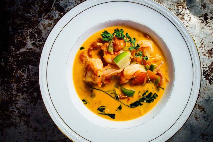 Best seafood dishes around the world - Brazilian Shrimp Soup, Brazil