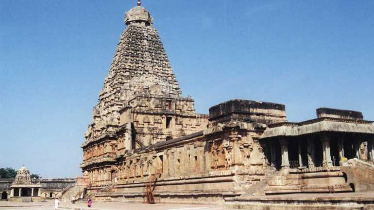 Places to see in South India: Thanjavur, Tamil Nadu