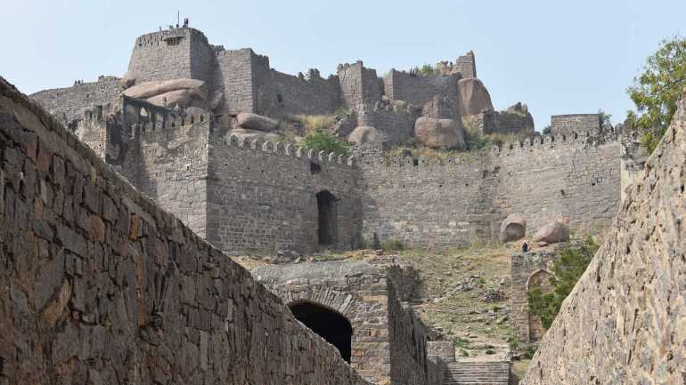 Places in South India: Golconda Fort, Hyderabad