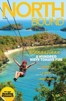 NORTHBOUND Magazine Issue 15 Pangasinan cover