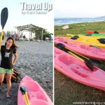 Chasing Waves: Kayak Surfing in Camarines Norte