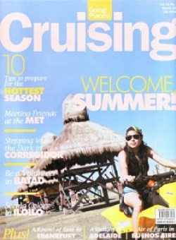 Cruising Magazine cover TravelUp