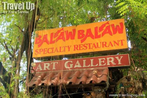 balaw-balaw angono restaurant art gallery