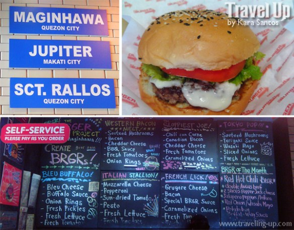 the burger project maginhawa