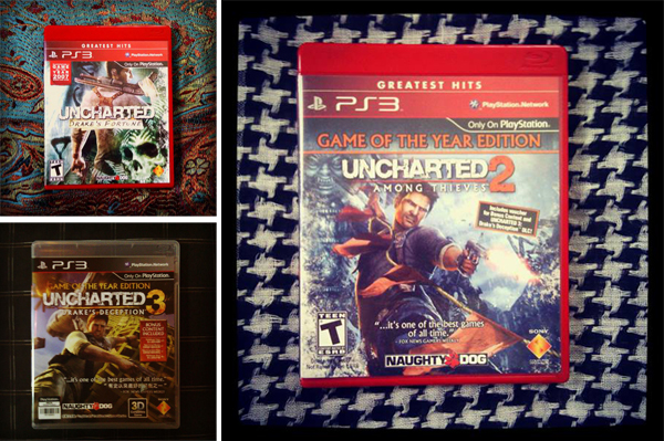 Game Review: Uncharted Series – Travel Up