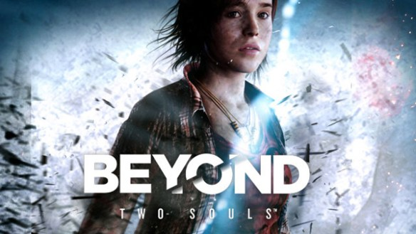 02. Beyond Two Souls Cover