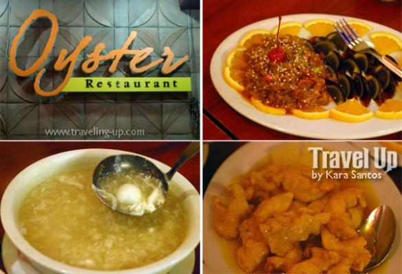 oyster restaurant naga city