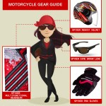 INFOGRAPHIC: Motorcycle Gear Upgraded!
