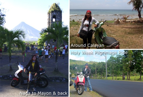 motorcycling naga mayon calayan laguna TravelUp