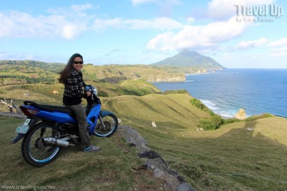 tayid ligthouse mahatao batanes motorcycle
