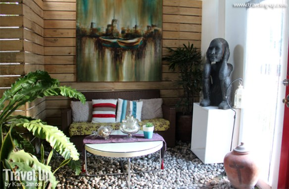 islands leisure boutique hotel dumaguete lobby