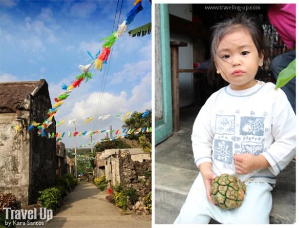 sabtang island batanes stone house kid