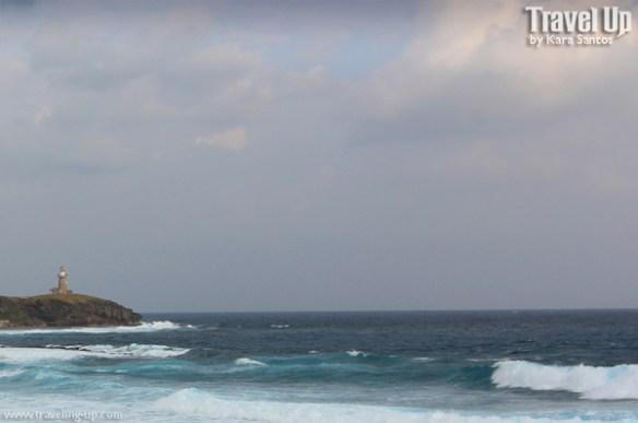 sabtang island lighthouse batanes shore