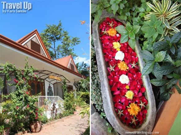 sonya's secret garden tagaytay panaderia flowers