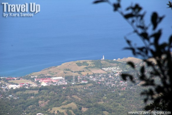 04. basco lighthouse town from mt iraya batanes