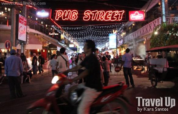 pub street siem reap cambodia