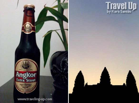 angkor extra stout beer cambodia