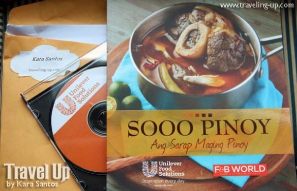 sooo pinoy cookbook UFS