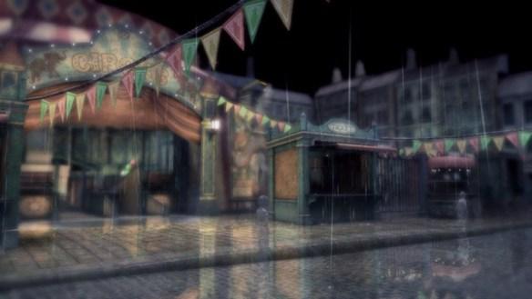 lost in the rain night circus