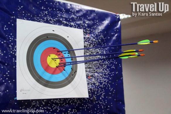 02. kodanda archery range makati target arrows