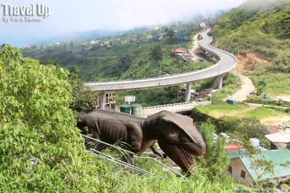 dinosaur island baguio road