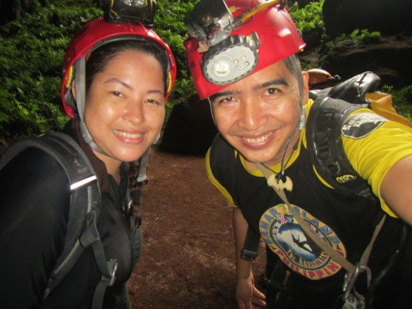 04. calbiga caves samar with joni of trexplore