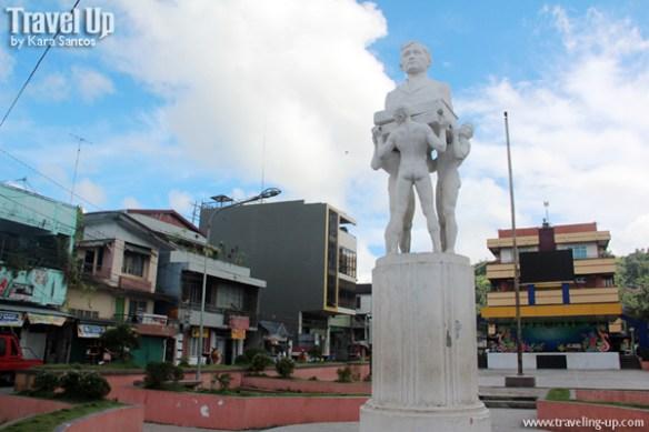 rizal monument catbalogan samar
