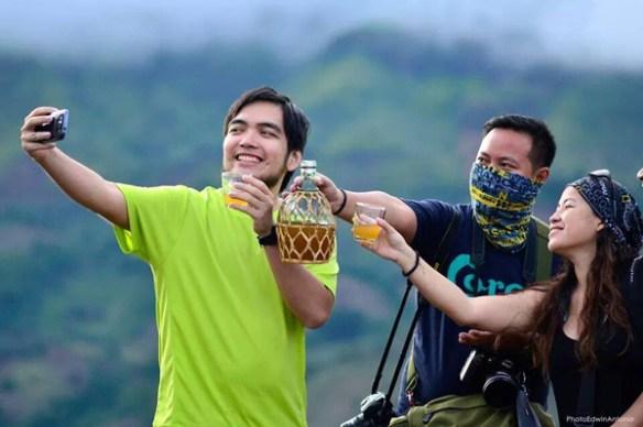 quirino province rice wine