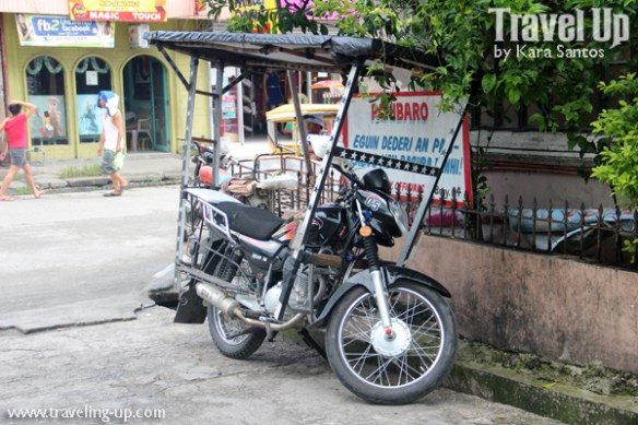 roofed motorcycle in catbalogan samar