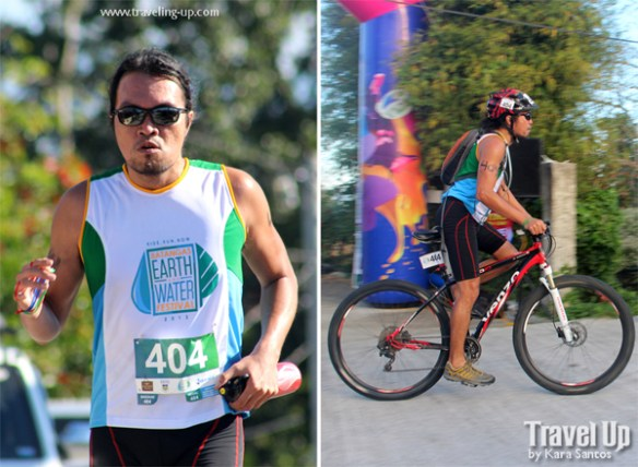 batangas earth and water festival 2015 duathlon run bike