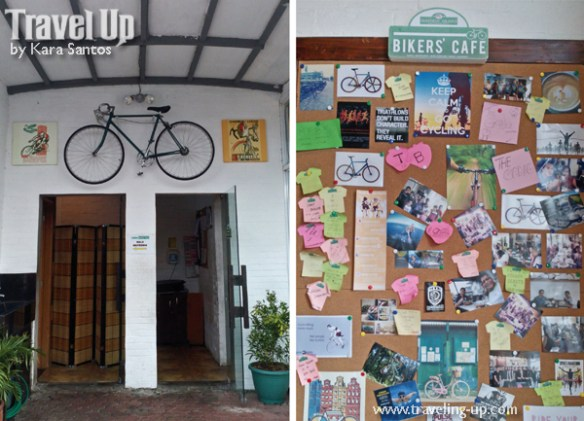 bikers cafe MOA manila details