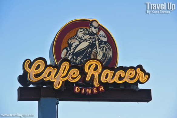 cafe racer cebu philippines sign
