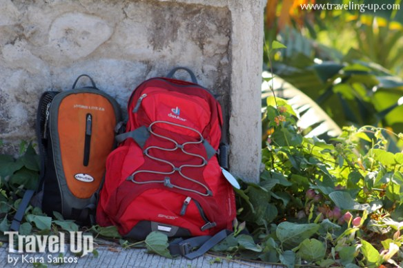 deuter spider 22L backpack & hydration bag batangas duathlon