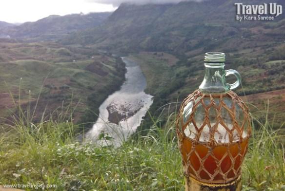 quirino province landingan viewpoint tapuy rice wine