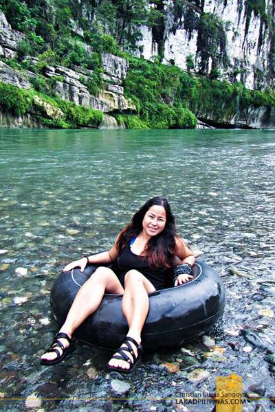 quirino province siitan river cruise tubing travelup