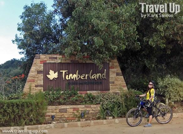 timberland biking