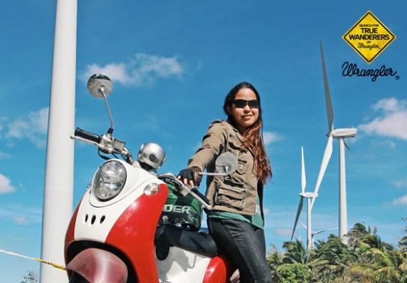 wrangler true wanderer campaign philippines travelup windmills