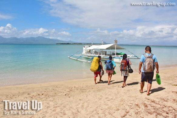 04. mercedes camarines norte bicol boat beach