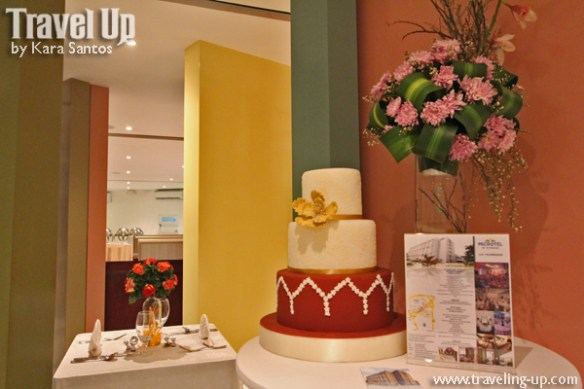 microtel up technohub wedding package
