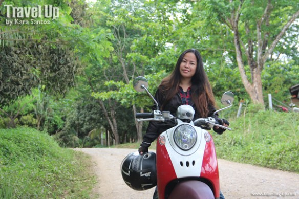 road to daraitan travel up