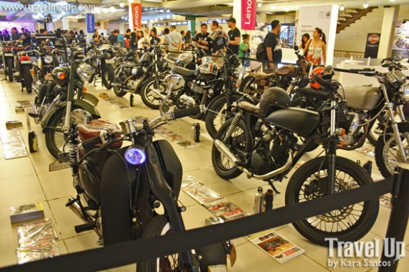 02. motobuilds pilipinas 2015 motorcycles displayed
