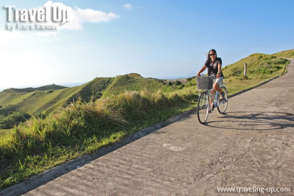 biking in batanes road bike