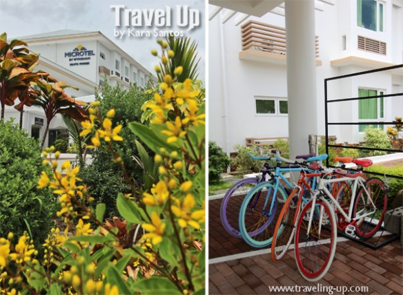 microtel south forbes near nuvali sta. rosa laguna bikes