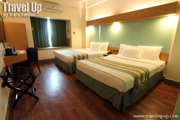 microtel south forbes near nuvali sta. rosa rooms