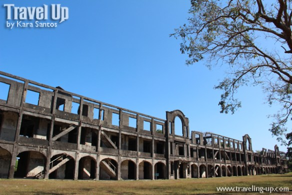 corregidor island philippines ruins