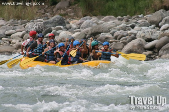 whitewater rafting chico river kalinga lakbay norte