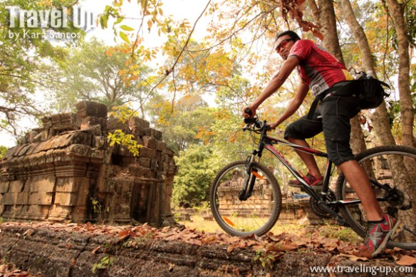 biking cambodia angkor archaeological park outsideslacker1