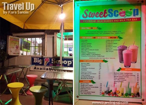 sweet scoop ice cream z compound malingap