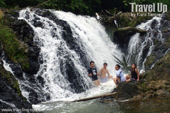 11. malinamon falls jamindan capiz